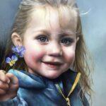 Ingezwolle.portret.tweejarige